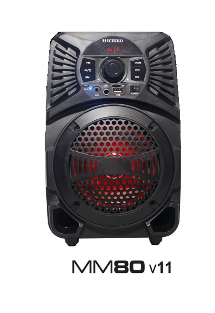 harga Ichiko bluetooth speaker mini monster portable in / outdoor mm-8-v11 Tokopedia.com