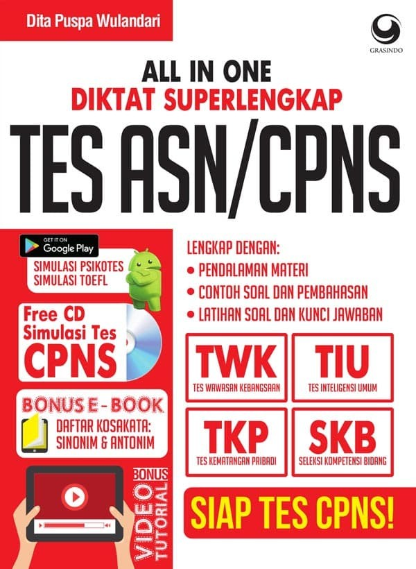 harga All in one diktat superlengkap tes asn/cpns Tokopedia.com