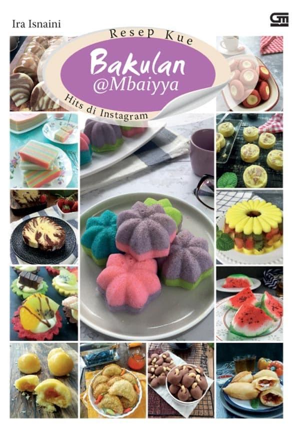 harga Resep kue bakulan @mbaiyya hits di instagram Tokopedia.com