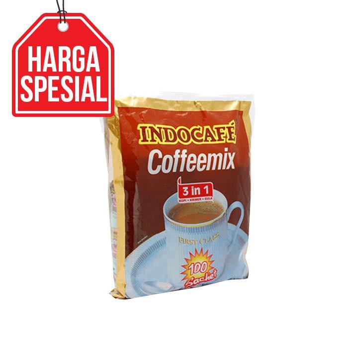 harga Indocafe coffeemix 100 x 20 gr. Tokopedia.com