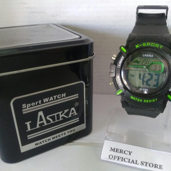 harga Jam tangan anak pria anti air sport lasika Tokopedia.com