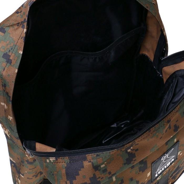 Tonga 31CA008709 Tas Ransel Kasual - Camo Army