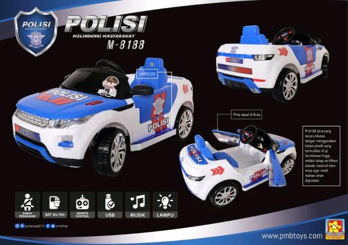 Foto Produk Mainan Anak Mobil Menggunakan Aki tipe PMB 8188 MURAH dari Mykidshop89
