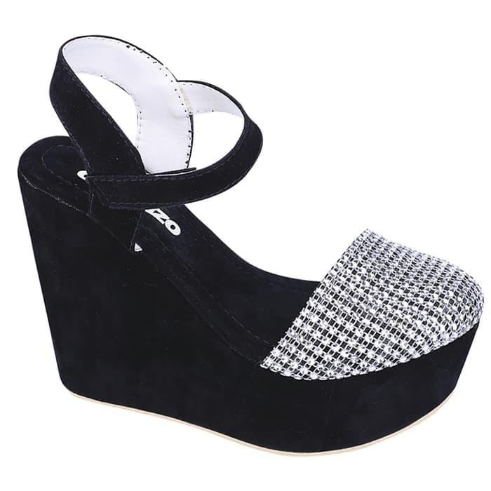 ca637de74c86 sandal Wedges Wanita Pesta formal modis gaya artis   Wedges Murah Ctz