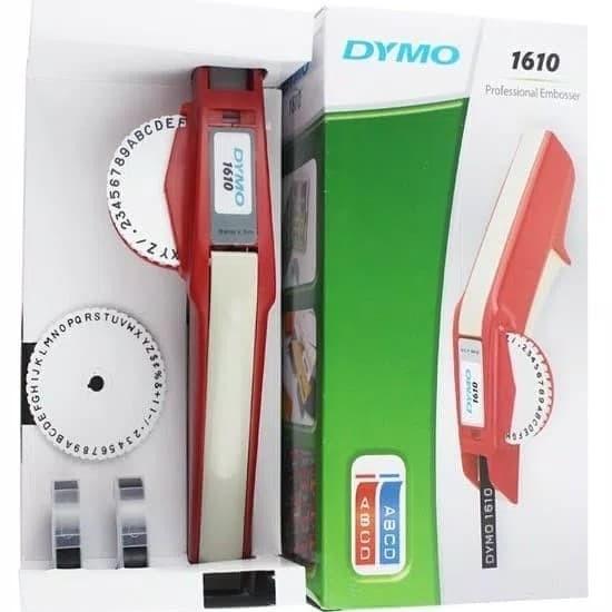 Foto Produk mesin label maker emboss dymo 1610 dari Sanjaya Stationary