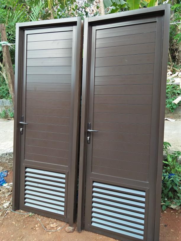 Jual Pintu aluminium kamar mandi jalusi - Kota Depok ...