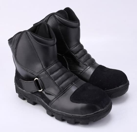 Jual CATENZO DM 118 - SEPATU BOOTS PRIA   SAFETY SHOES MOTOR TOURING ... 5c9f6badf1