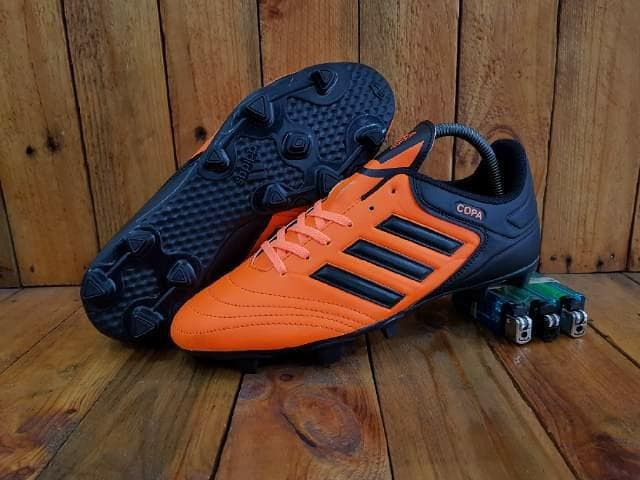 Jual Sepatu Bola Adidas Copa Made In Vietnam Hitam 39