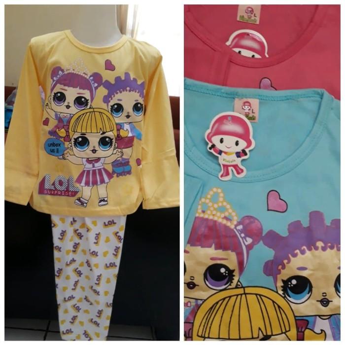 Jual Baju Tidur Anak LOL Surprise Limited - pingkushop09  487ad7c26b