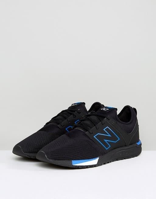 51c9d675bb2 Jual ORIGINAL Sepatu New Balance 247 Classic Men Lifestyle Black MRL247PR -  DKI Jakarta - The Mid Summer Station | Tokopedia