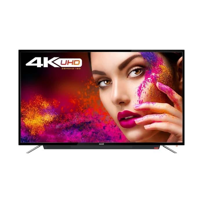 TV LED AKARI 55 INCH 4K UHD USB MOVIE LE-55D88SB (KHUSUS MEDAN)