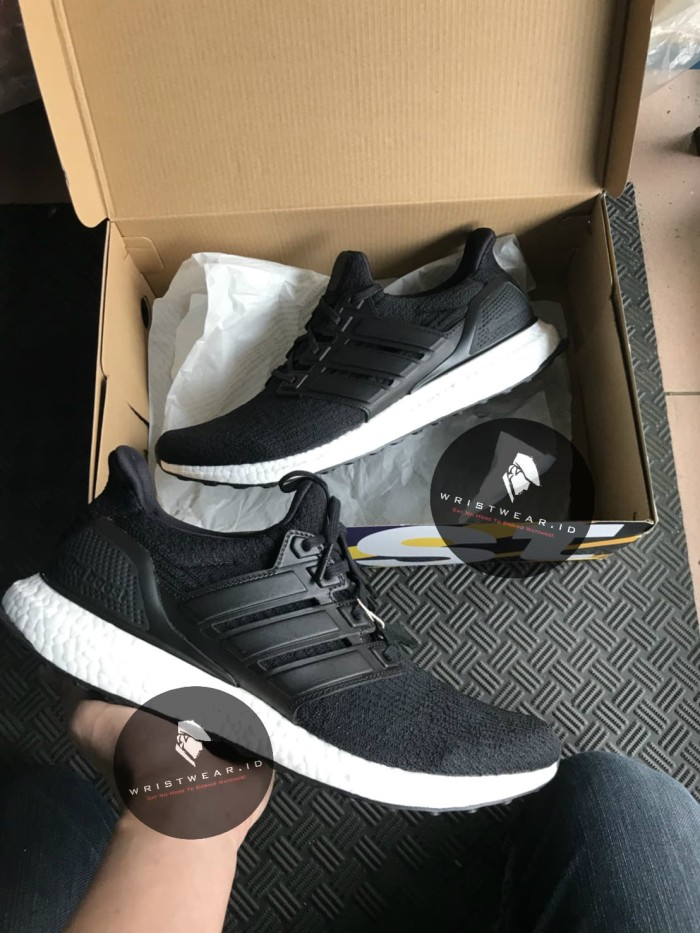 UltraBoost 3.0 Limited 'Leather Cage'
