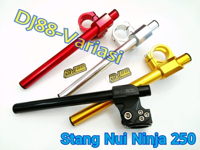 harga Stang jepit nui ninja 250 karbu ninja 250 fi rr mono cbr 250 thailand Tokopedia.com