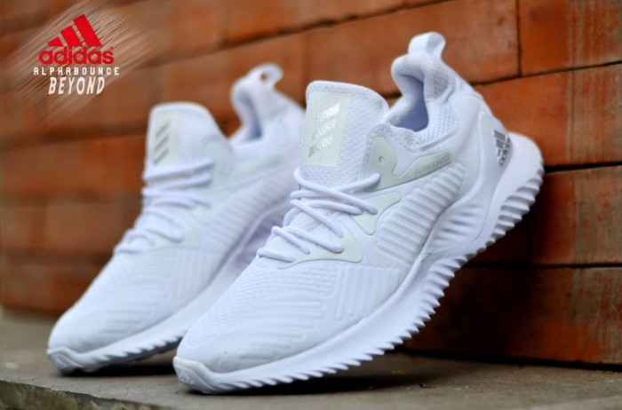 Jual sepatu adidas alphabounce beyond original import made in ... 6c8a1c9558