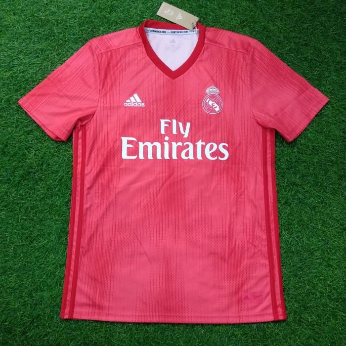 wholesale dealer 9fcba e1c23 Jual Original Jersey Real Madrid 2018-19 Third Baju Bola Asli - DKI Jakarta  - Jakarta Football Shop | Tokopedia