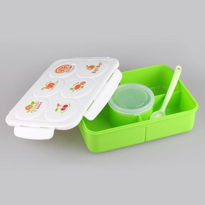 Lunch box - tempat makan yooyee 512