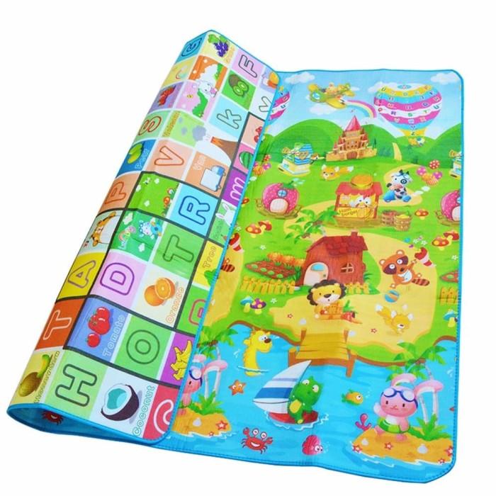 Karpet Puzzle Evamat / Angka Polos / Matras / Tikar Alas Bermain Anak. Source · Terlaris Viper Matras Bermain Anak 2 x 1 8 Meter Multi Color Alas La