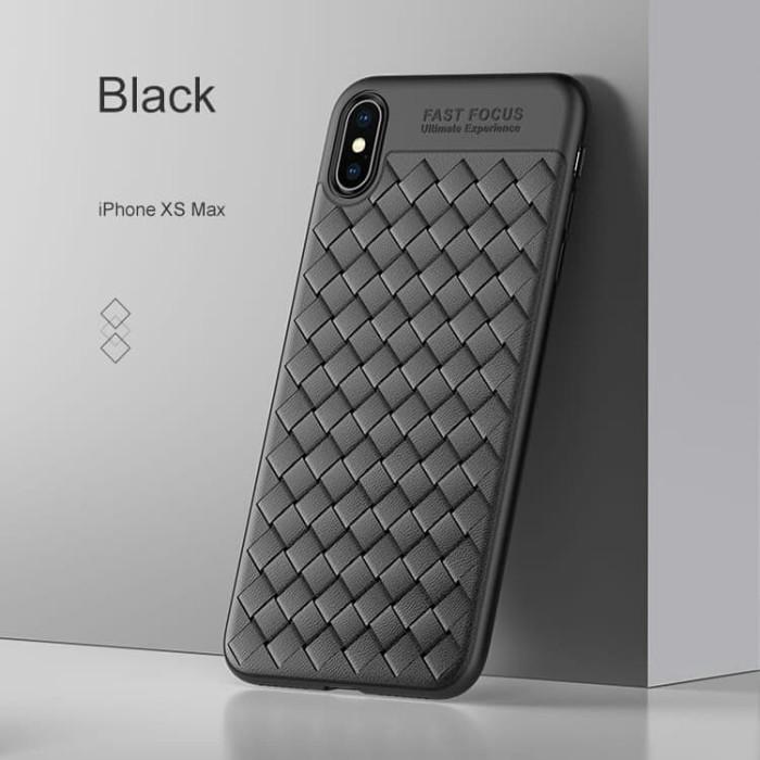 Foto Produk Usams Softcase Jelly Leather Case iPhone XR dari SmartBuy-Mart