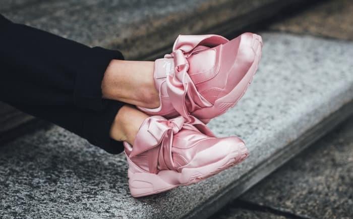 huge discount 56119 443f6 Jual Puma Fenty Rihanna Pink Premium Original Sepatu Casual Cewek Wanita -  Kota Administrasi Jakarta Pusat - Cutie Bag Store   Tokopedia