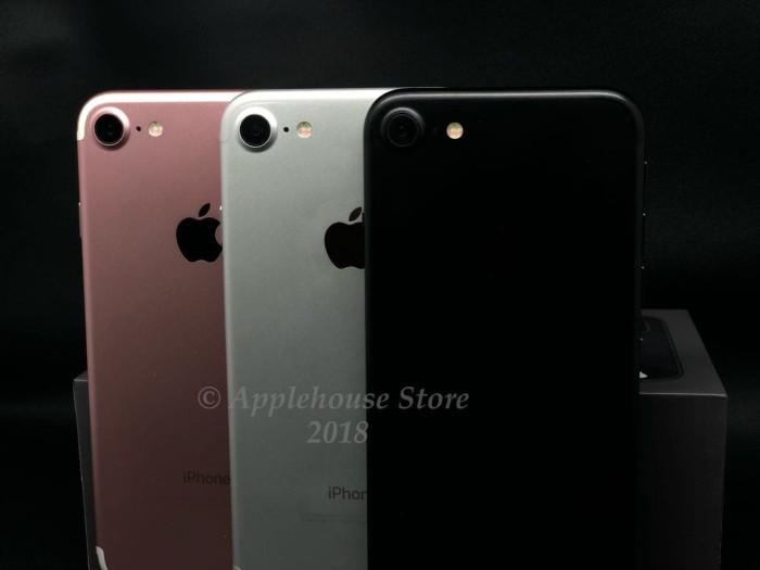 Foto Produk Iphone 7 128GB Ex Internasional Silent Camera Second Original FULSET dari Applehouse Store