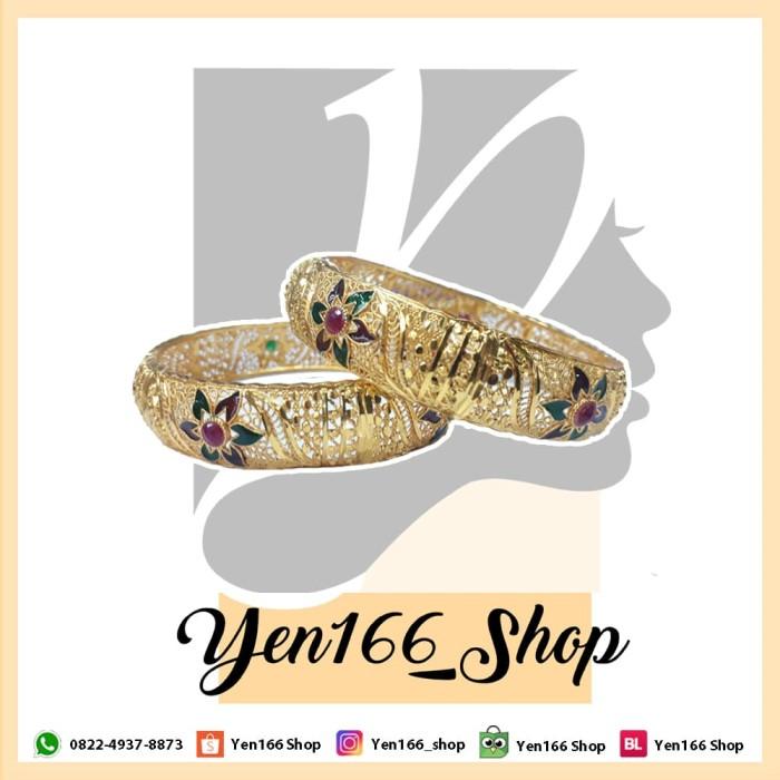 Gelang Dubai / Gelang India / Gelang Emas India / Indian Bracelets
