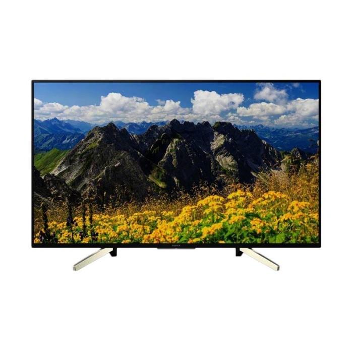 harga Sony - 43  uhd 4k smart tv (android tv) kd-43x7500f Tokopedia.com