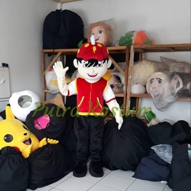 Jual kostum badut boboiboy murah - putra kostum badut  cd10929e6a
