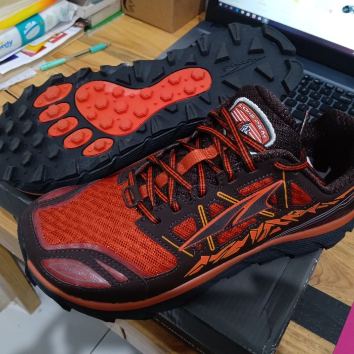 harga Sepatu altra lone peak 3.0 men's trail running shoes not la sportiva Tokopedia.com