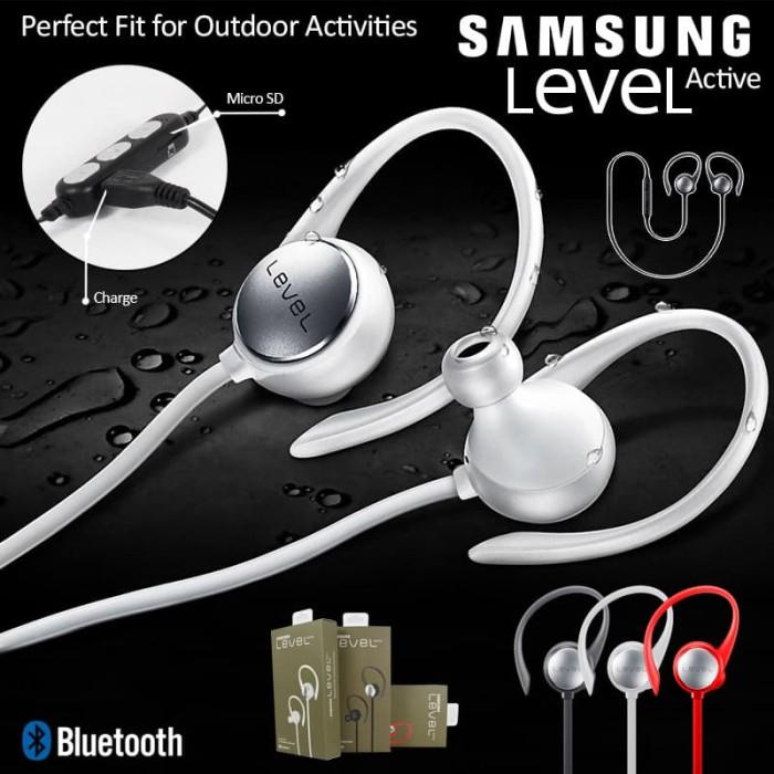 harga Samsung level active bluetooth headset mp3 player super bass wireless Tokopedia.com