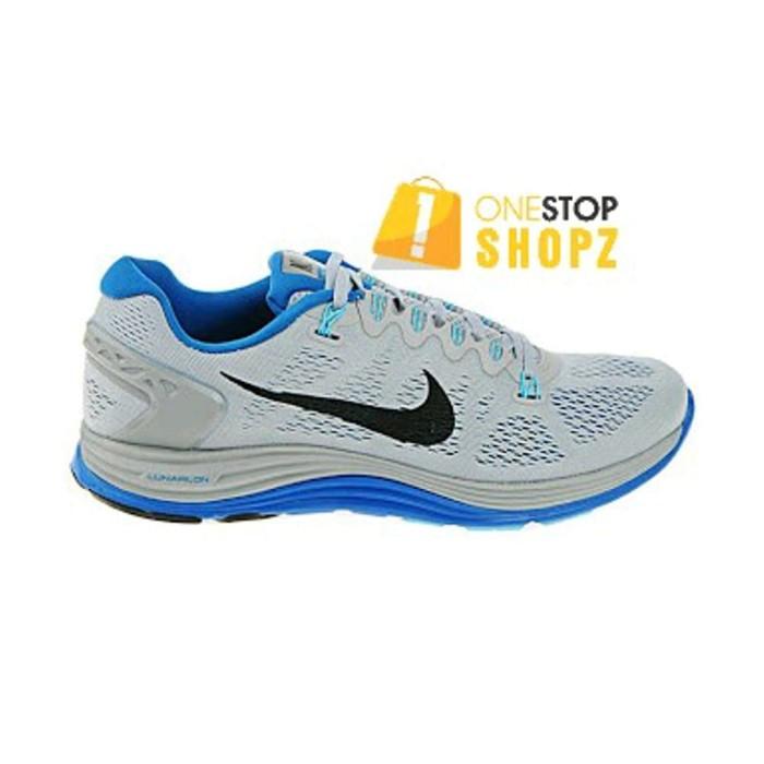 222a7ee4f773 Jual NIKE LUNARGLIDE 5 599160-003 MEN RUNNING TRAINING SHOE Limited ...