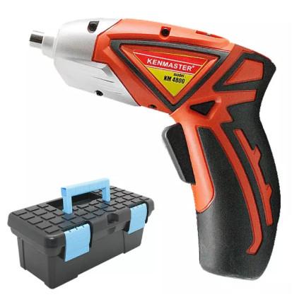 harga Kenmaster bor cordless drill with mini box - b250 Tokopedia.com