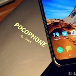 harga Xiaomi pocophone f1 4/64 tam Tokopedia.com