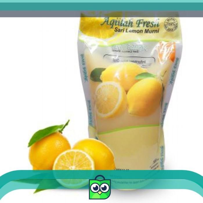 Info Aqiilah Fresh Sari Lemon Travelbon.com