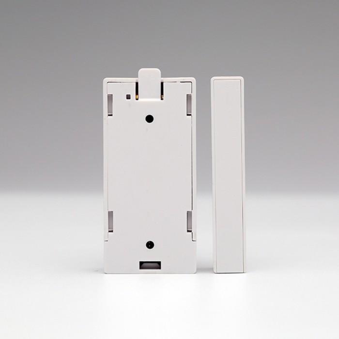 Alarm Keamanan Magnet Nirkabel 433MHz Dengan Sensor Detektor Masuk
