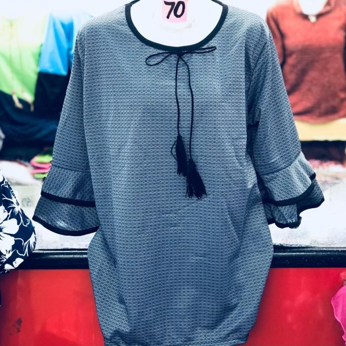 Baju atasan xxl / baju blouse jumbo / baju wanita big size