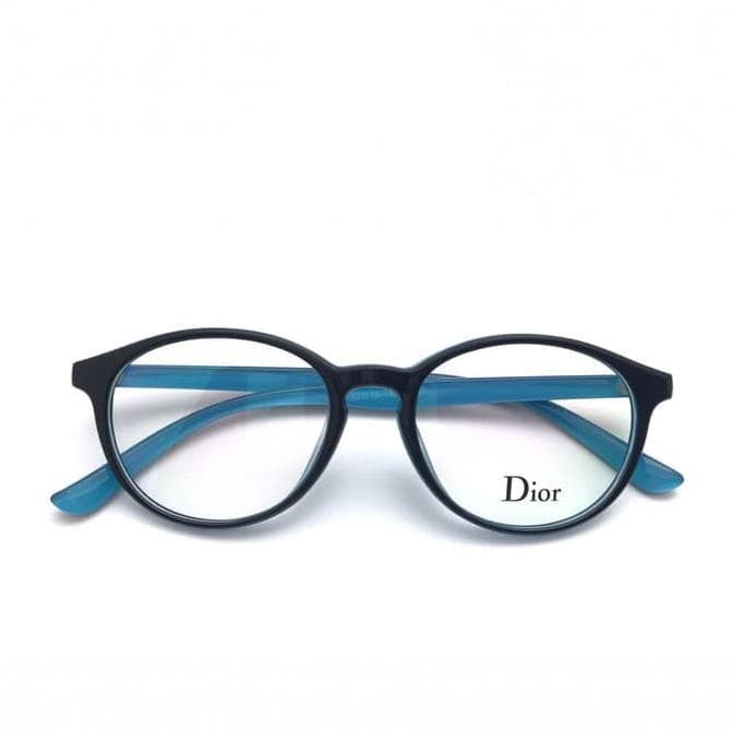 Jual Frame Kacamata Minus Dior Gratis Lensa Minus Plus Silinder 52 ... bf5db7b2c8