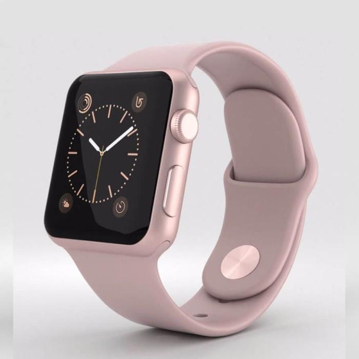 Jual Apple Watch Series 3 38mm Rose Gold Kota Padang Mancitosh Tokopedia