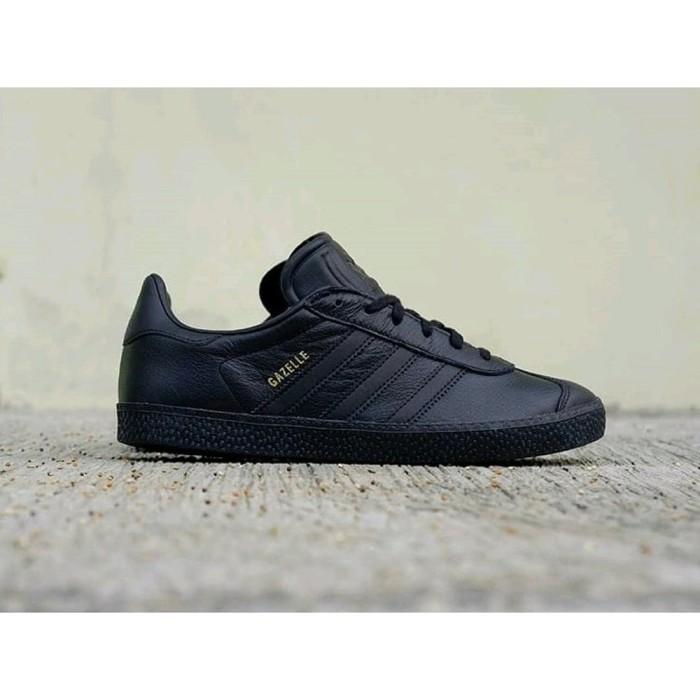 Jual Sepatu Adidas Gazelle Ll Full Black Original Kab Magelang