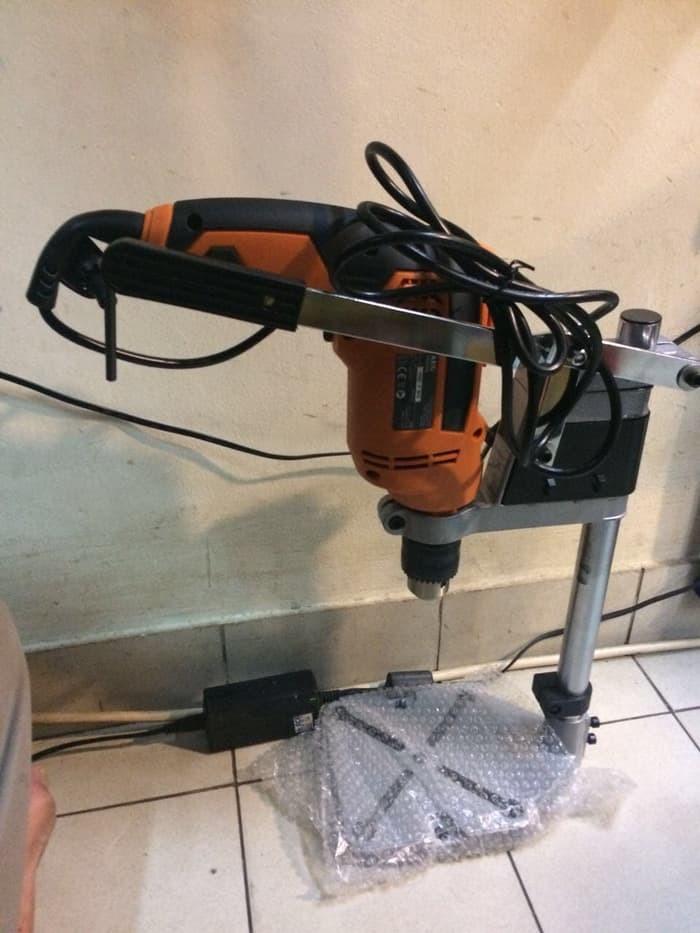 harga Dudukan bor tangan drill stand bor duduk Tokopedia.com