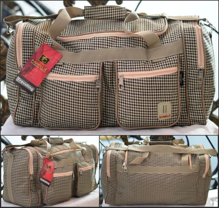 Jual Tas travel besar original branded travelling bag ...
