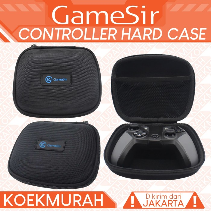Foto Produk GameSir Controller Portable Carrying Storage Case Protective Bag dari KoekMuraH