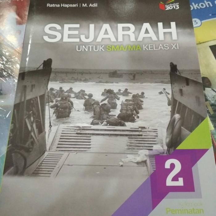 Jual Buku Sma Sejarah Peminatan Kelas Xi 11 Erlangga Jakarta Selatan Baca Lagi Tokopedia