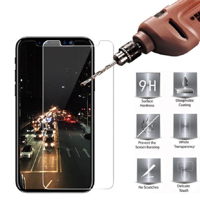 "Foto Produk Tempered Glass / Anti Gores Kaca Asus Zenfone 3 ZE520KL 5.2 Inch 5.2"" dari King & Queen Accessories"