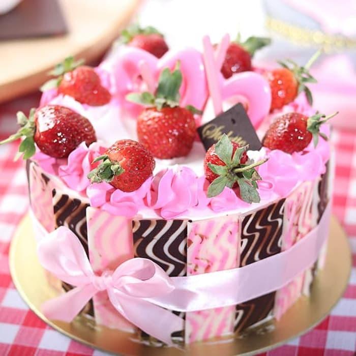 Jual Birthday Cake Jakarta Utara Rubi Bakery Tokopedia