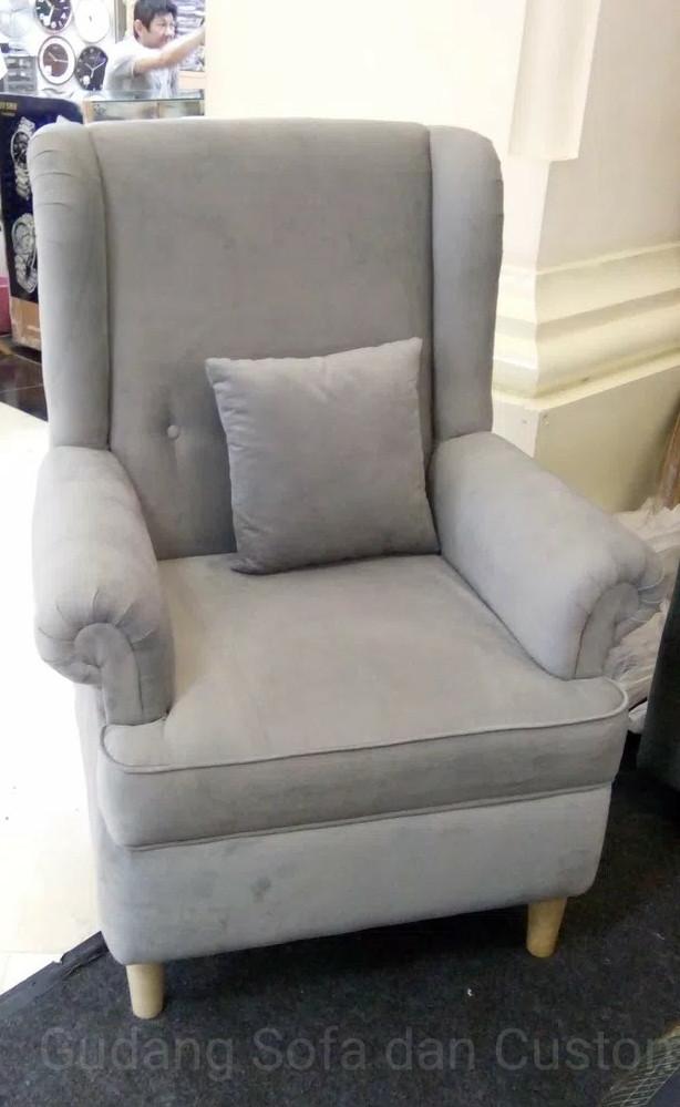 harga Wing chair - arm chair - loung chair Tokopedia.com