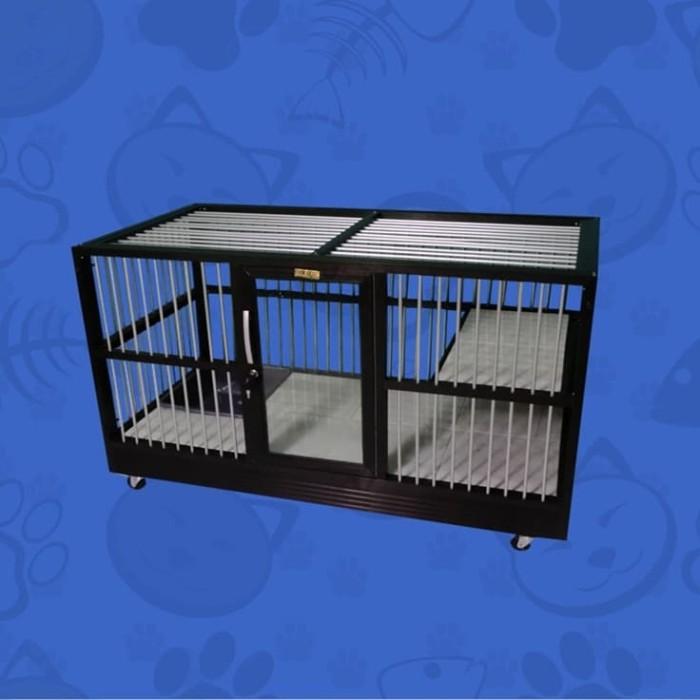 harga Kandang kucing aluminium migocat 1 kamar besar Tokopedia.com