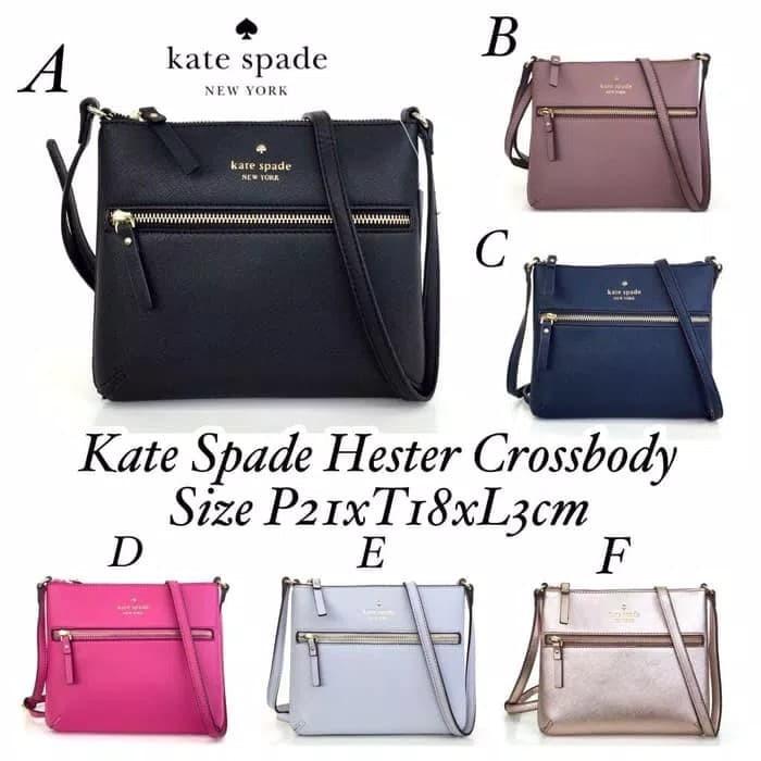 11d4bfcb469 Jual Kate Spade Hester crossbody - DKI Jakarta - Nich