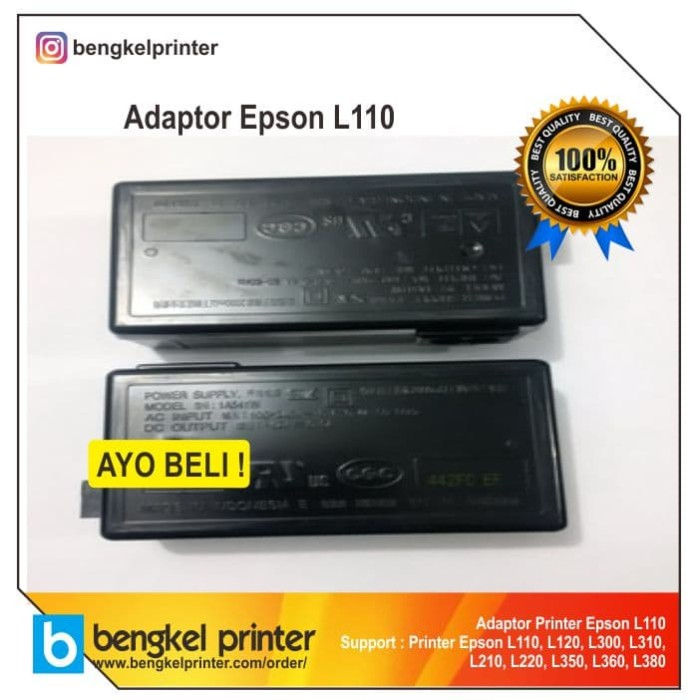 Foto Produk Power Supply Epson L110 L120 L210 L220 L300 L310 L350 L360 L380 L385 dari bengkelprinter
