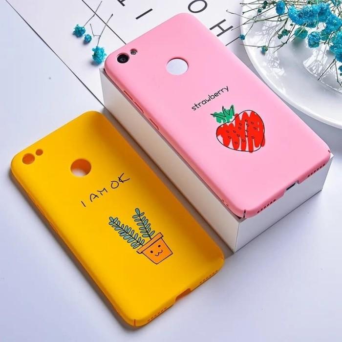 Cute Hardcase Vivo Y83 Baby Skin Case Ultra Thin Slim Candy