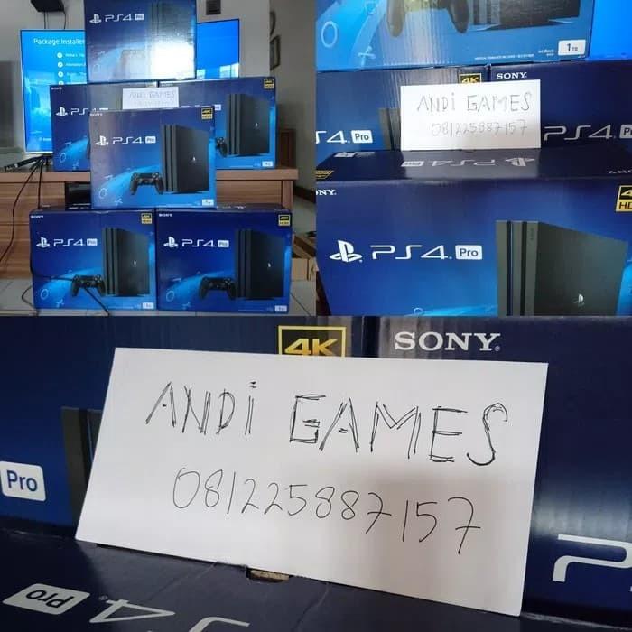 Jual ps4 pro 4k full game digital offline - Jakarta Selatan - Andi games    Tokopedia